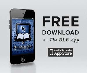 blue letter bible app