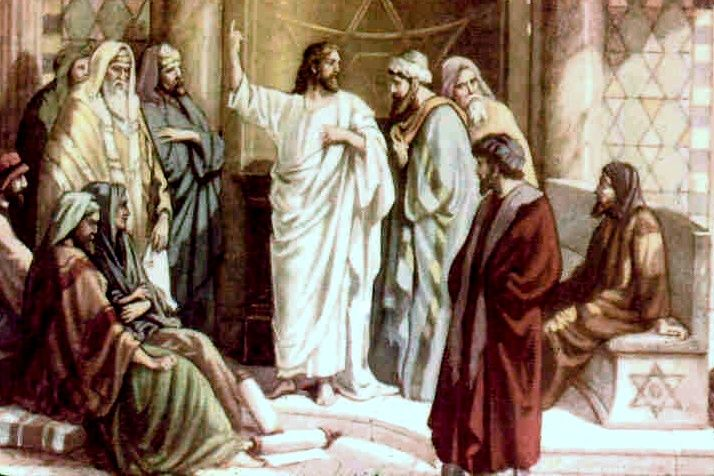 The Road to the Cross: Jesus' Authority Questioned