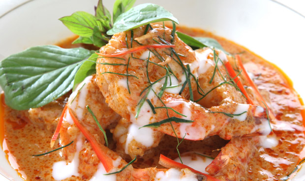 panaeng muu curry